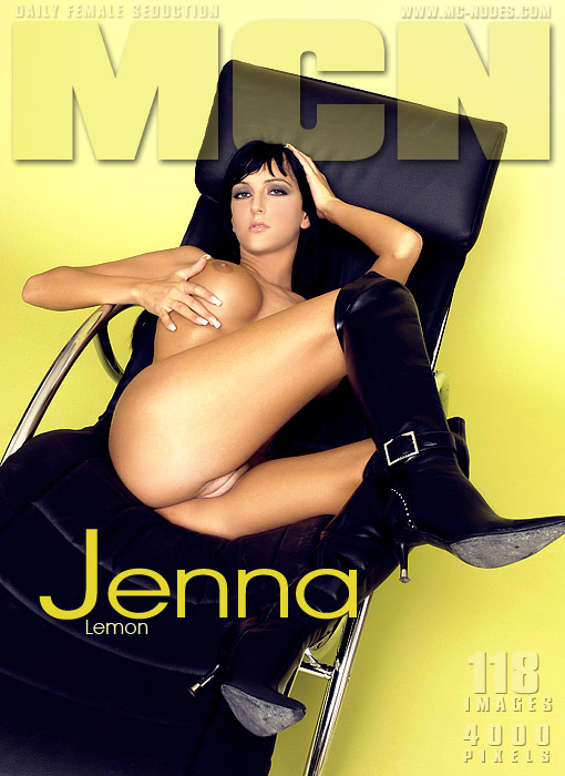 Jenna - `Lemon` - for MC-NUDES