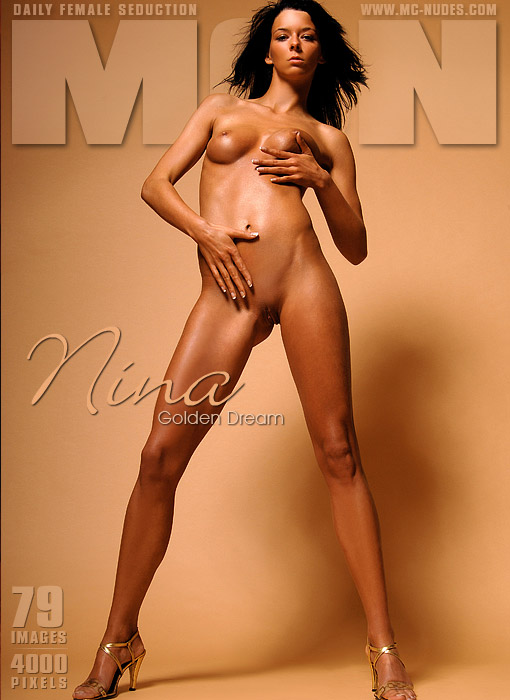 Nina - `Golden Dream` - for MC-NUDES