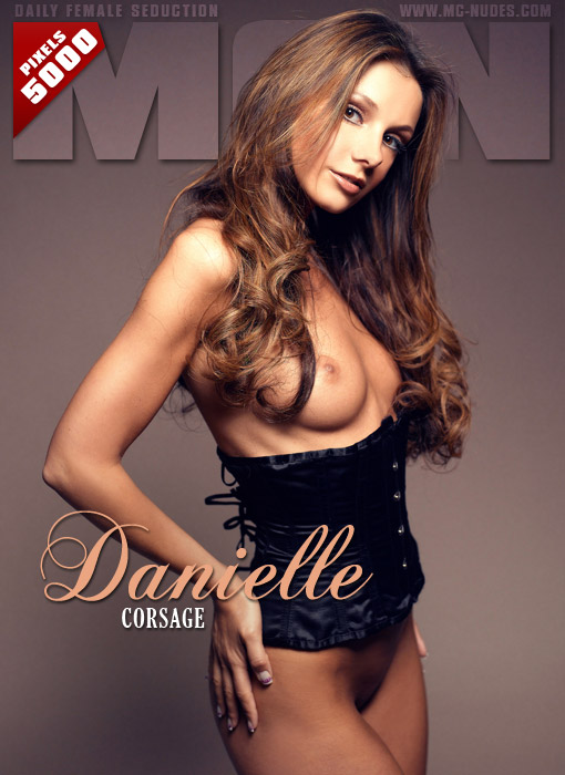 Danielle - `Corsage` - for MC-NUDES