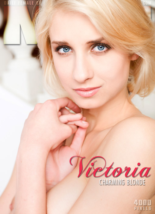 Victoria - `Charming Blonde` - for MC-NUDES