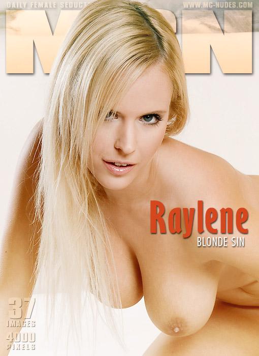 Raylene - `Blonde Sin` - for MC-NUDES