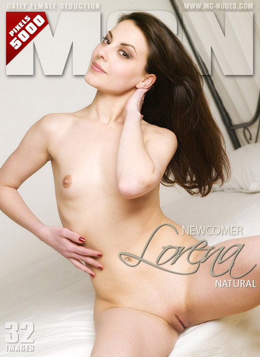Lorena - `Natural` - for MC-NUDES