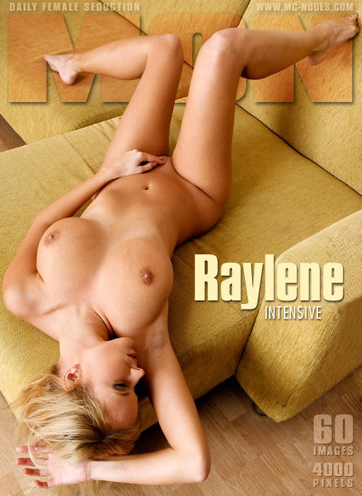 Raylene - `Intensive` - for MC-NUDES