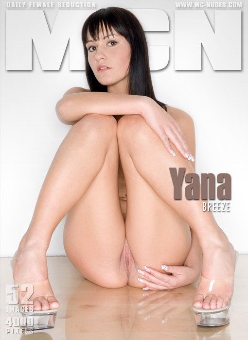 Yana - `Breeze` - for MC-NUDES