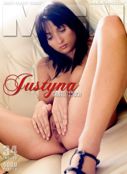 Justyna - `Gentle Touch` - for MC-NUDES