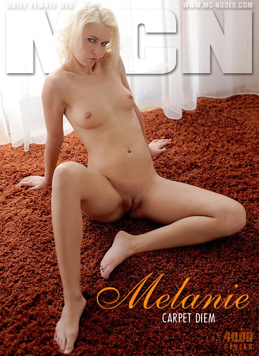 Malanie - `Carpet Diem` - for MC-NUDES