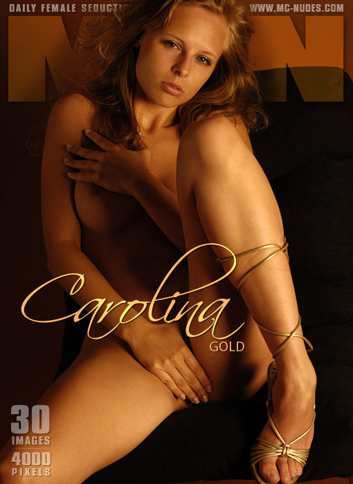 Carolina - `Gold` - for MC-NUDES