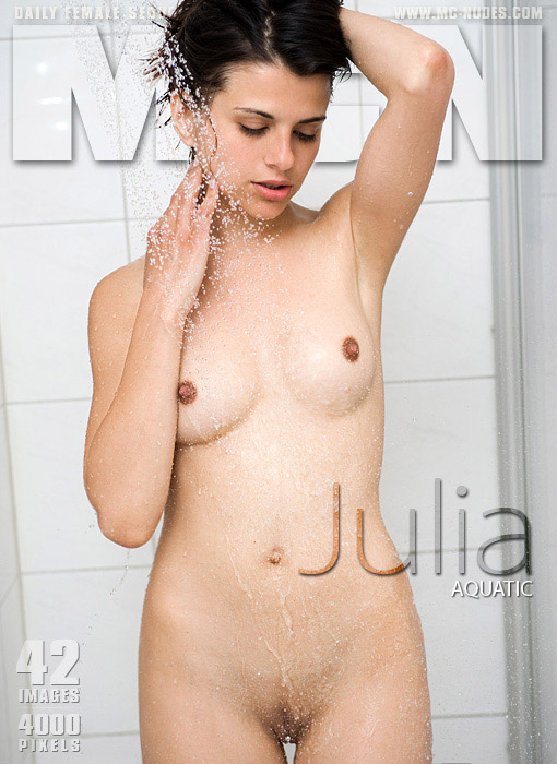 Julia - `Aquatic` - for MC-NUDES