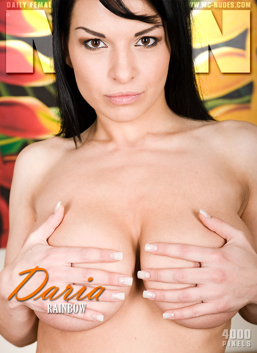 Daria - `Rainbow` - for MC-NUDES