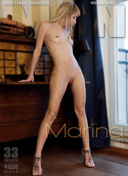 Marina - `Paris` - for MC-NUDES