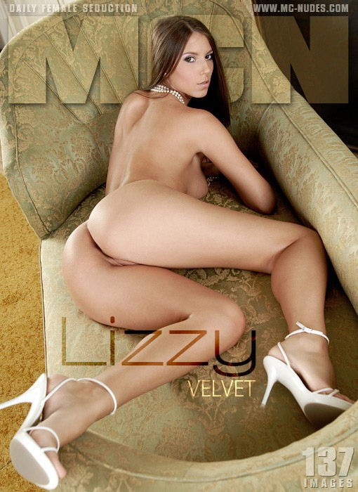 Lizzy - `Velvet (correct image total, wrong set title)` - by Patrik Ryan for MC-NUDES
