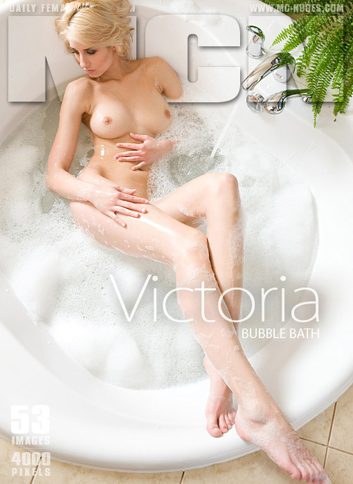 Victoria - `Bubble Bath` - for MC-NUDES