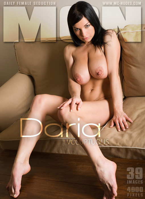 Daria - `Voluptuous` - for MC-NUDES