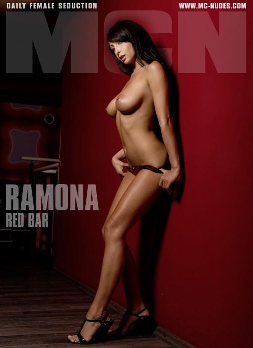 Ramona - `Red Bar` - for MC-NUDES