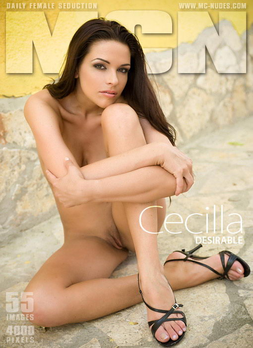 Cecilia - `Desirable` - for MC-NUDES