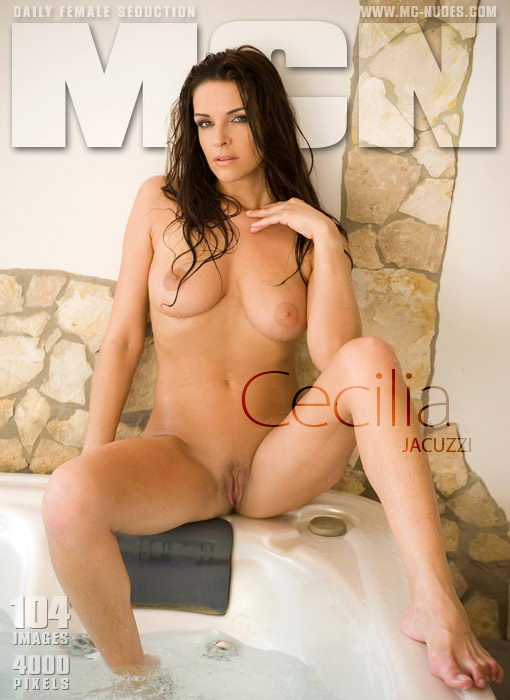 Cecilia - `Jacuzzi` - for MC-NUDES