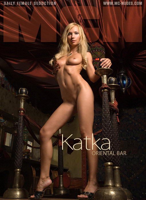 Katka S - `Oriental Bar` - for MC-NUDES