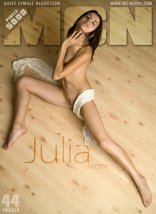 Julia - `Artistic` - for MC-NUDES