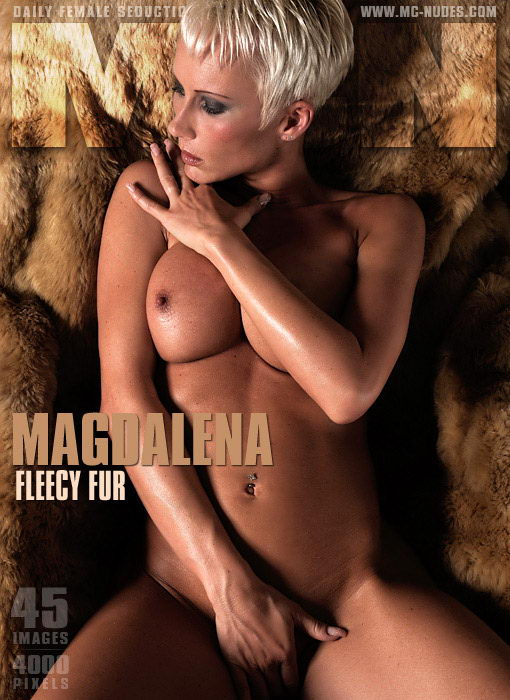 Magdalena - `Fleecy Fur` - for MC-NUDES