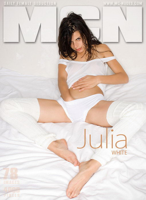 Julia - `White` - for MC-NUDES