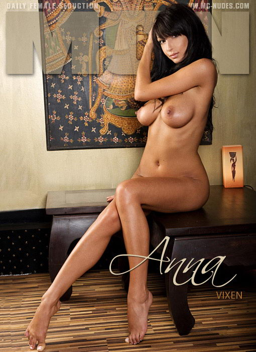 Anna - `Vixen` - for MC-NUDES