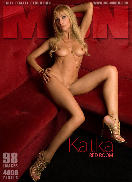 Katka S - `Red Room` - for MC-NUDES
