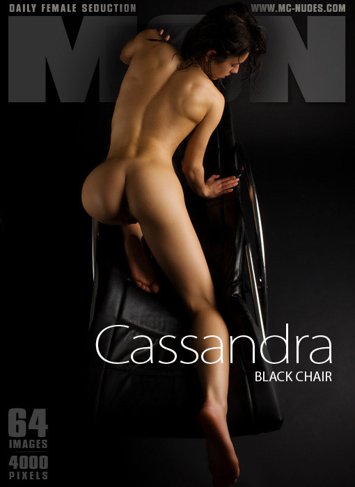 Cassandra - `Black Chair` - for MC-NUDES