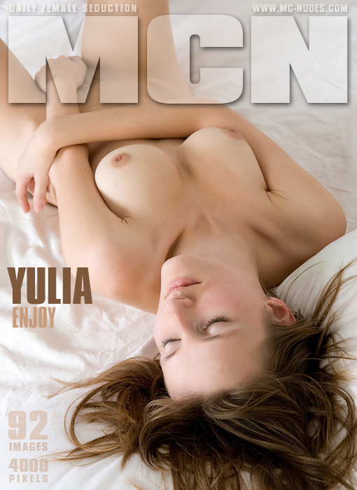 Yulia - `Enjoy` - for MC-NUDES