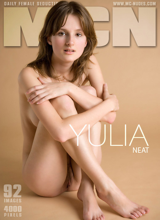 Yulia - `Neat` - for MC-NUDES