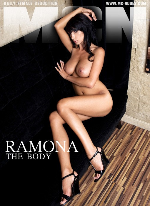 Ramona - `The Body` - for MC-NUDES