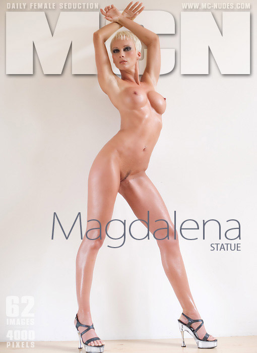 Magdalena - `Statue` - for MC-NUDES