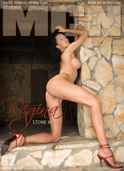 Regina - `Stone Wall` - for MC-NUDES