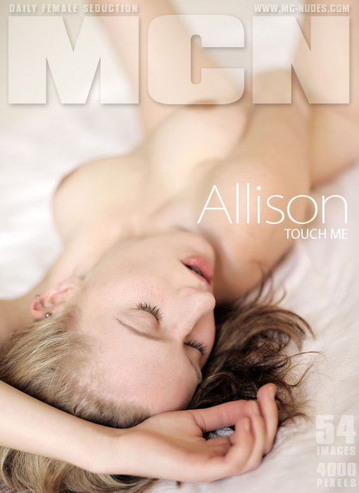 Allison - `Touch Me` - for MC-NUDES