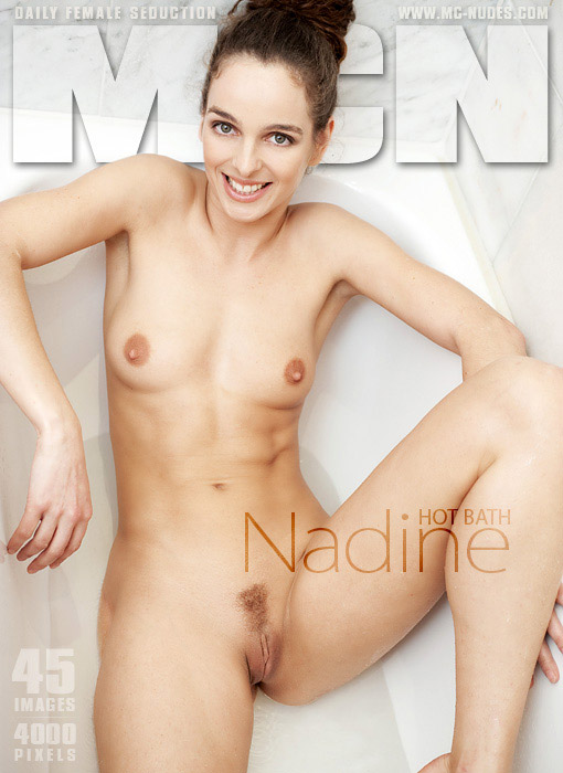 Nadine - `Hot Bath` - for MC-NUDES