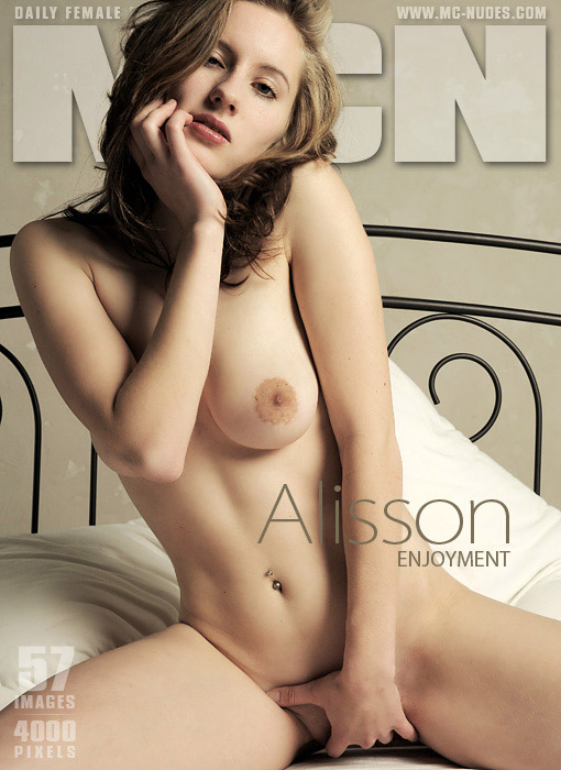 Alisson - `Enjoyment` - for MC-NUDES