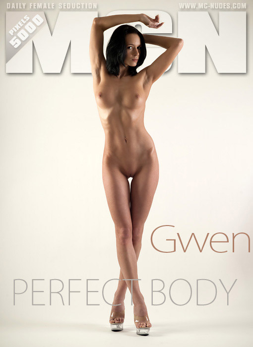 Gwen - `Perfect Body` - for MC-NUDES