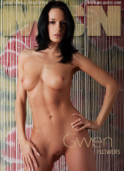 Gwen - `Flowers` - for MC-NUDES