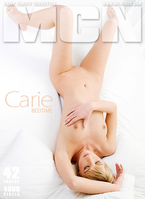 Carie - `Bedtime` - for MC-NUDES