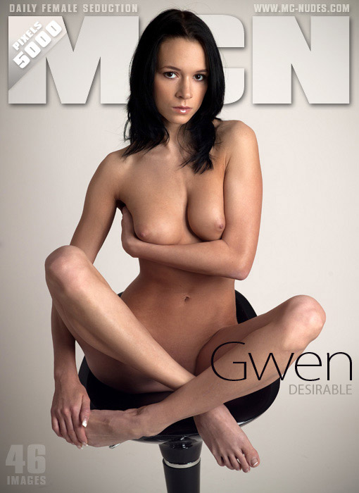Gwen - `Desirable` - for MC-NUDES