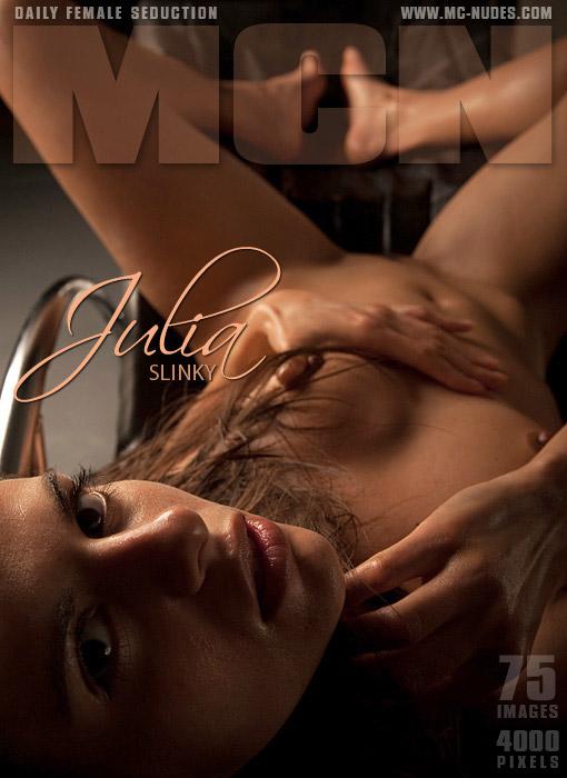 Julia - `Slinky` - for MC-NUDES