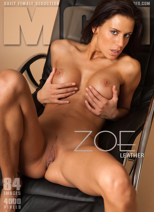 Zoe - `Leather` - for MC-NUDES