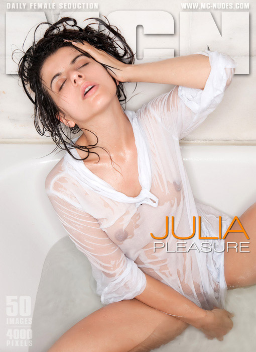 Julia - `Pleasure` - for MC-NUDES