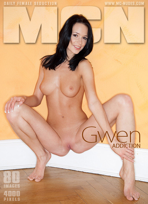 Gwen - `Addiction` - for MC-NUDES