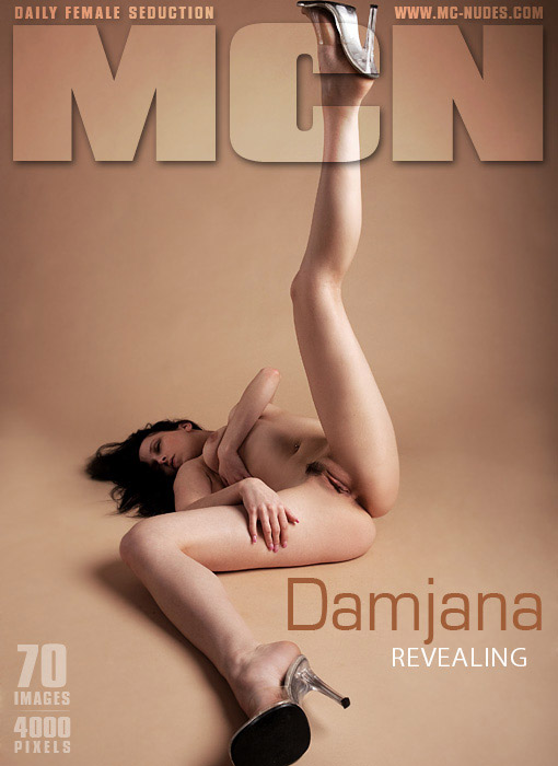 Damjana - `Revealing` - for MC-NUDES