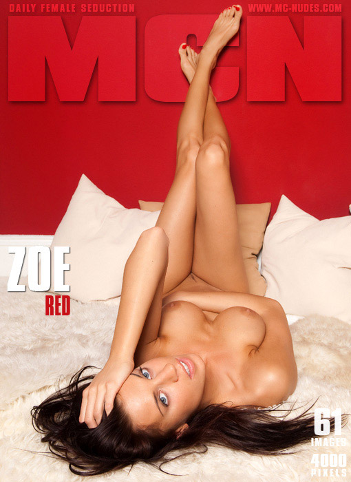 Zoe - `Red` - for MC-NUDES