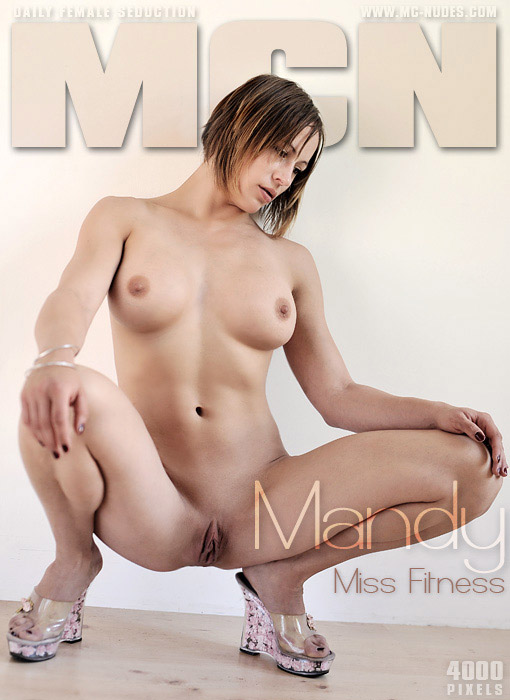 Mandy - `Miss Fitness` - for MC-NUDES