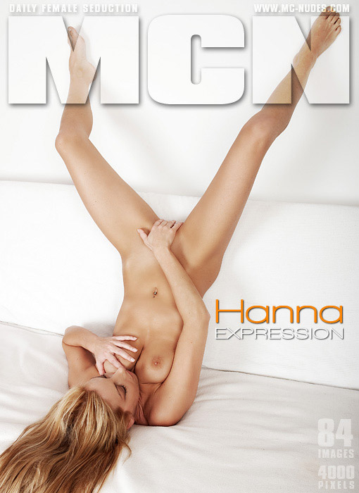 Hanna - `Expression` - for MC-NUDES