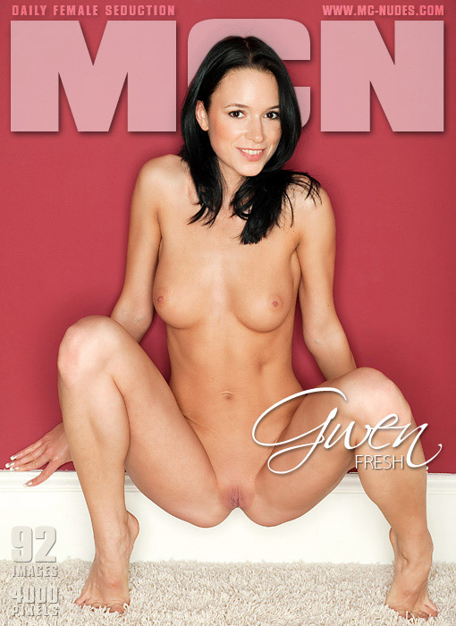 Gwen - `Fresh` - for MC-NUDES