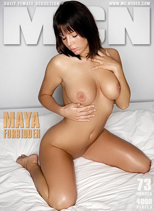 Maya - `Forbidden` - for MC-NUDES