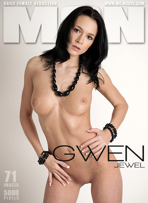 Gwen - `Jewel` - for MC-NUDES
